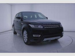 Coches segunda mano - Land Rover Range Rover Sport 3.0 TDV6 190kW (258CV) HSE en Zaragoza