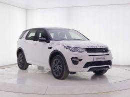 Coches segunda mano - Land Rover Discovery Sport 2.0Ds 110kW (150CV) 4x4  en Zaragoza