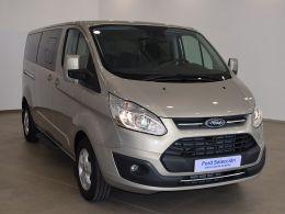 Coches segunda mano - Ford Tourneo Custom Van 2.0 TDCI 125kW 340 L2 Titanium en Huesca