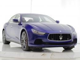 Coches segunda mano - Maserati Ghibli SQ4 3.0 V6 BT 410CV RWD en Zaragoza