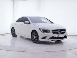 Coches segunda mano - Mercedes Benz Clase CLA CLA 250 Sport 4 MATIC Aut. en Zaragoza
