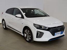 Coches segunda mano - Hyundai IONIQ 1.6 GDI HEV Tecno DCT. Híbrido en Huesca