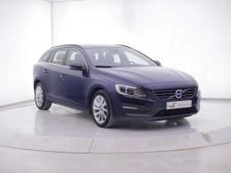 Coches segunda mano - Volvo V60 2.0 D3 Momentum 136CV en Huesca