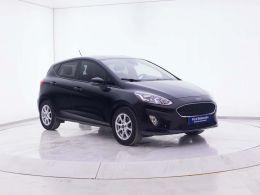 Coches segunda mano - Ford Fiesta 1.1 Ti-VCT 63kW Trend+ 5p en Zaragoza