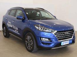 Coches segunda mano - Hyundai Tucson 1.6 TGDi Tecno Sky Safe 4x2 en Huesca