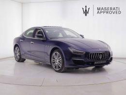 Coches segunda mano - Maserati Ghibli V6 350 HP RWD en Zaragoza