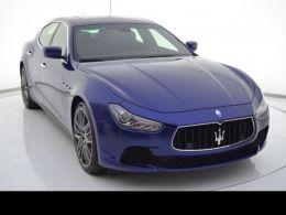 Coches segunda mano - Maserati Ghibli S Q4 3.0 V6 BT 410CV AWD en Zaragoza