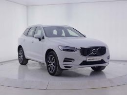 Coches segunda mano - Volvo XC60 2.0 D4 AWD Inscription Auto en Zaragoza
