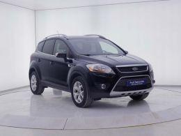 Coches segunda mano - Ford Kuga 2.0 TDCi 140cv 2WD Trend en Zaragoza