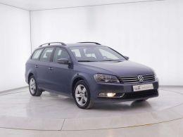 Coches segunda mano - Volkswagen Passat Variant 2.0 TDI 140cv Edition Bmot Tech en Zaragoza