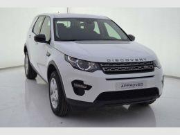 Coches segunda mano - Land Rover Discovery Sport 2.0D eD4 110kW (150CV) 4x2 Pure en Zaragoza