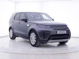 Coches segunda mano - Land Rover Discovery 3.0 TD6 190kW (258CV) HSE Auto en Zaragoza