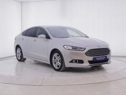 Coches segunda mano - Ford Mondeo 2.0 TDCi 150CV PowerShift Titanium en Zaragoza