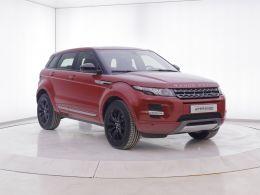 Coches segunda mano - Land Rover Range Rover Evoque 2.2D TD4 150CV 4x4 Pure Tech en Zaragoza