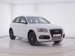 Coches segunda mano - Audi Q5 2.0 TDI 177cv quattro Stronic Attraction en Zaragoza