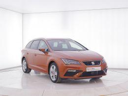Coches segunda mano - SEAT Leon ST 2.0 TDI 110kW (150CV) St&Sp FR en Zaragoza