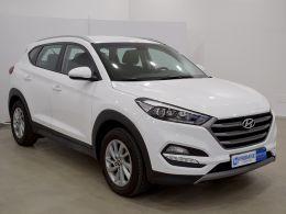 Coches segunda mano - Hyundai Tucson 1.7 CRDi BlueDrive Klass 4x2 en Huesca