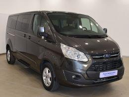 Coches segunda mano - Ford Tourneo Custom 2.0 TDCI 125kW (170CV) L2 Titanium Auto en Huesca