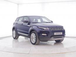 Coches segunda mano - Land Rover Range Rover Evoque 2.2L TD4 150CV 4x4 Prestige en Zaragoza