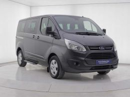 Coches segunda mano - Ford Tourneo Custom 2.2 TDCI 125cv en Zaragoza