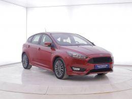 Coches segunda mano - Ford Focus 1.5 TDCi E6 88kW ST-Line en Zaragoza