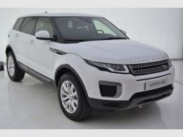 Coches segunda mano - Land Rover Range Rover Evoque 2.0L eD4 Diesel 110kW (150CV) 4x2 Pure en Zaragoza