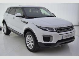 Coches segunda mano - Land Rover Range Rover Evoque 2.0L TD4 Diesel 110kW (150CV) 4x4 Pure en Zaragoza