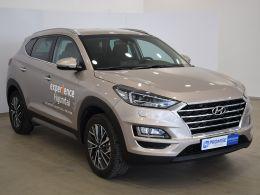 Coches segunda mano - Hyundai Tucson 1.6 GDi Tecno 4x2 en Huesca