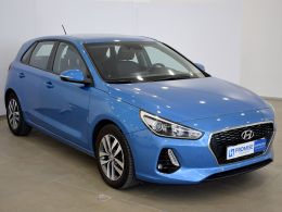 Coches segunda mano - Hyundai i30 1.6 CRDi 81kW (110CV) Klass LE en Huesca