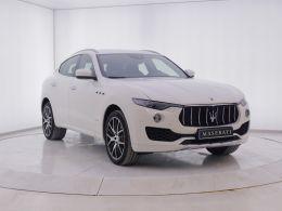 Coches segunda mano - Maserati Levante V6 430 HP AWD S GranSport en Zaragoza