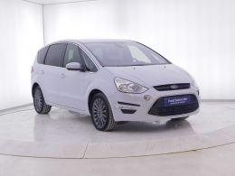 Coches segunda mano - Ford S-Max 2.0 TDCi 140cv DPF Titanium Powershift en Zaragoza