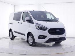 Coches segunda mano - Ford Transit Custom Kombi 2.0 TDCI 96kW 310 L1 Trend en Zaragoza