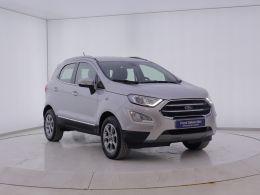 Coches segunda mano - Ford EcoSport 1.0T EcoBoost 73kW (100CV) Titanium en Zaragoza