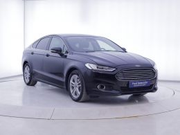 Coches segunda mano - Ford Mondeo 2.0 TDCi 110kW PowerShift Titanium en Zaragoza