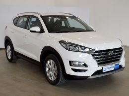 Coches segunda mano - Hyundai Tucson 1.6 TGDi Klass 4x2 en Huesca