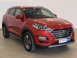 Coches segunda mano - Hyundai Tucson 1.6 TGDi Tecno 4x2 en Huesca