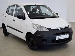 Coches segunda mano - Hyundai i10 1.1 Comfort en Huesca