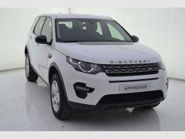 Coches segunda mano - Land Rover Discovery Sport 2.0L eD4 110kW (150CV) 4x2 Pure Tech Edition en Zaragoza