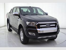 Coches segunda mano - Ford Ranger 2.2 TDCi 118kW 4x4 Dob Cab. XLT Ltd S/S en Huesca