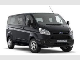 Coches segunda mano - Ford Tourneo Custom 2.0 TDCI 125kW (170CV) L2 Titanium en Zaragoza