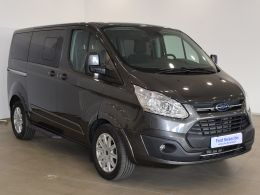 Coches segunda mano - Ford Tourneo Custom 2.0 TDCI 96kW (130CV) L1 Titanium en Huesca