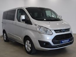 Coches segunda mano - Ford Tourneo Custom 2.0 TDCI 125kW (170CV) L1 Titanium Auto en Huesca