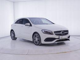 Coches segunda mano - Mercedes Benz Clase A A 220 d 4MATIC  en Zaragoza