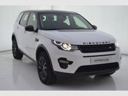 Coches segunda mano - Land Rover Discovery Sport 2.0L TD4 110kW (150CV) 4x4 Pure en Zaragoza