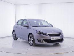 Coches segunda mano - Peugeot 308 5p Allure 2.0 BlueHDi 150 EAT6 en Zaragoza