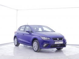 Coches segunda mano - SEAT Ibiza 1.0 MPI 59kW (80CV) Style Plus en Zaragoza
