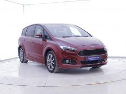 Coches segunda mano - Ford S-Max 2.0 TDCi 154kW ST-Line PowerShift en Zaragoza