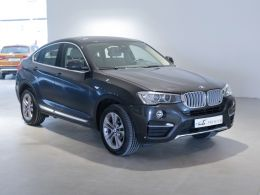 BMW X4 segunda mano Zaragoza
