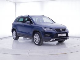 Coches segunda mano - SEAT Ateca 1.6 TDI 85kW (115CV) St&Sp Xcellence Eco en Zaragoza