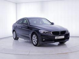 Coches segunda mano - BMW Serie 3 318d Gran Turismo en Zaragoza